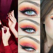Стрелки – незаменимая составляющая макияжа