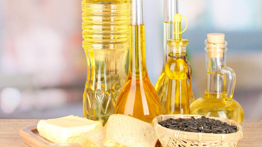 Растительные масла полезны для локтя
