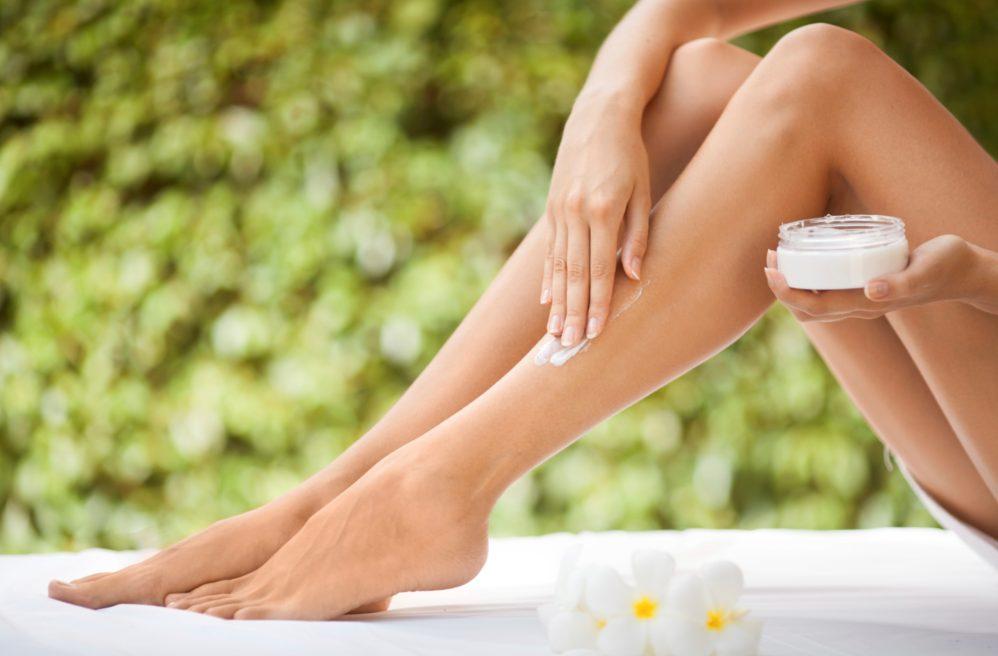 Уход за кожей после депиляции