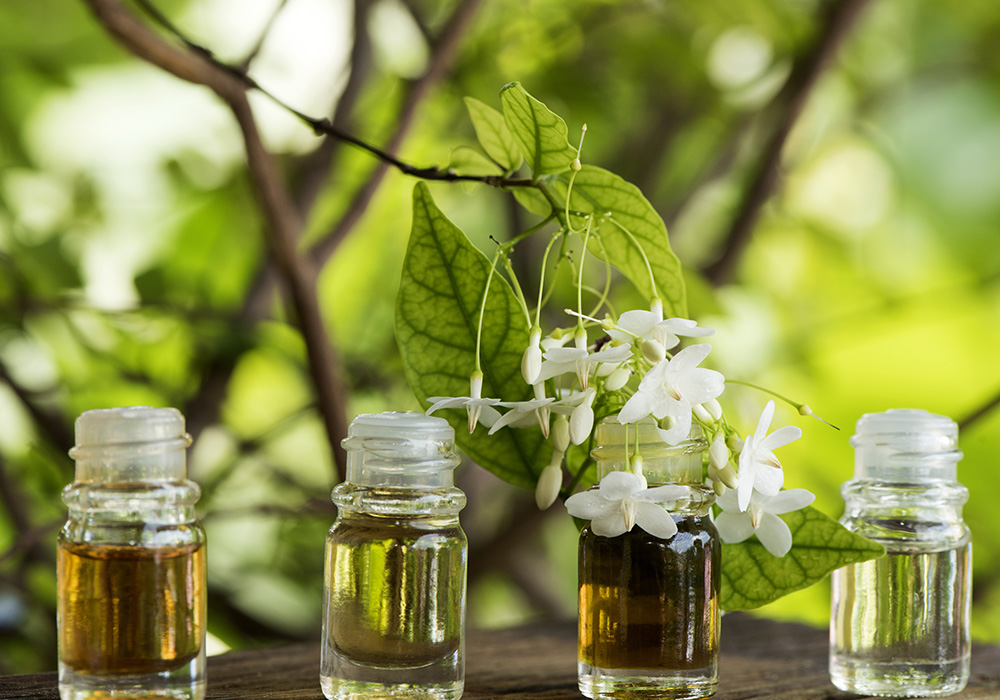 Натуральные масла оказывают неоценимую пользу