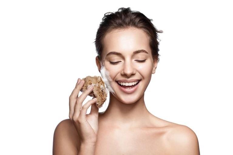 Чистка лица в домашних условиях сухой кожи