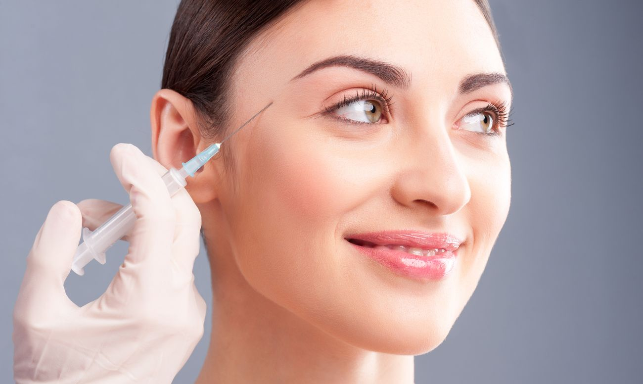 Процедуры от морщин на лбу у косметолога