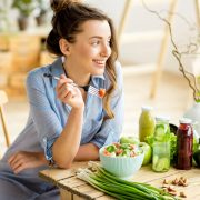 Для состояния кожи важно правильное питание