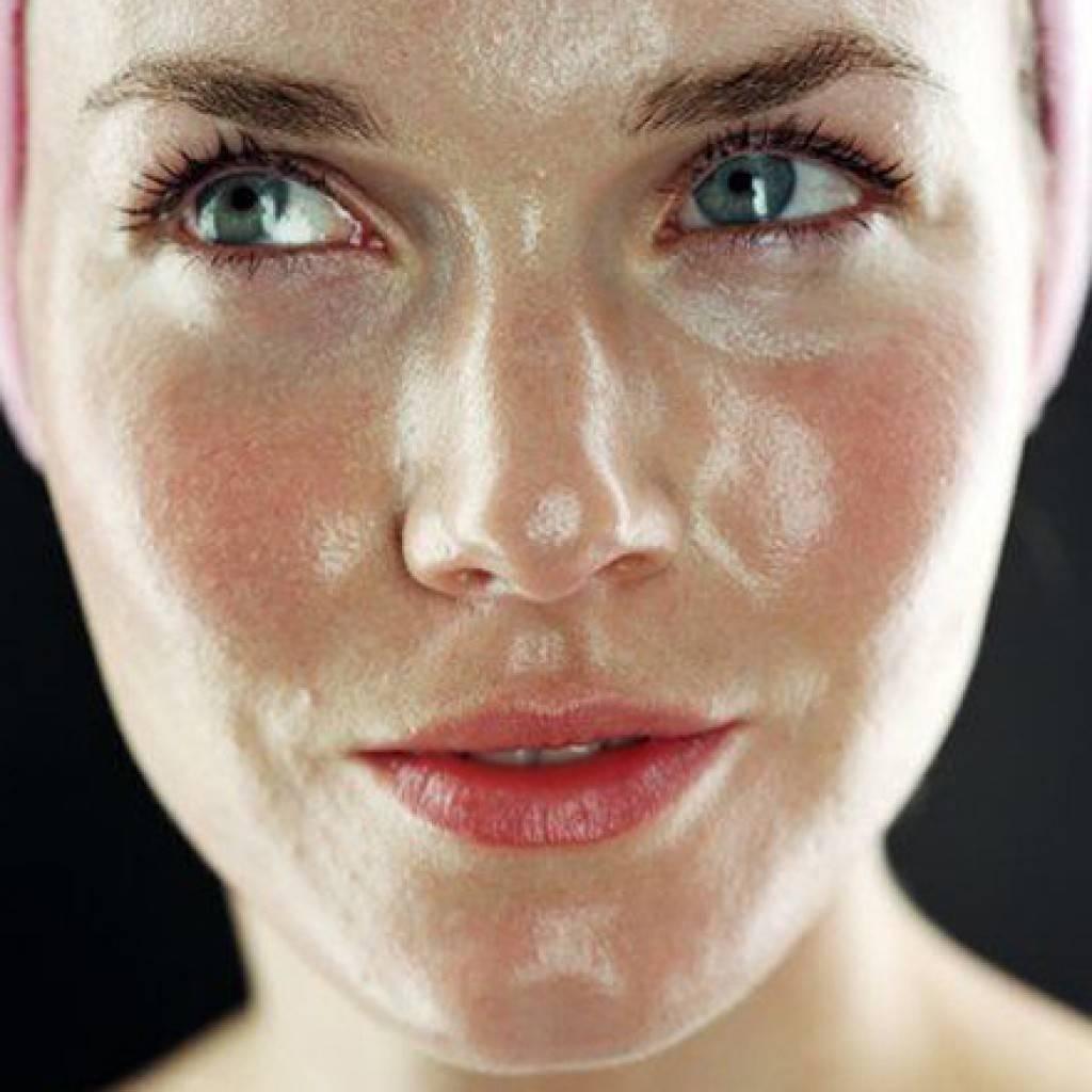 Использование косметического масла