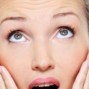 Подергивание бровей – явление неприятное