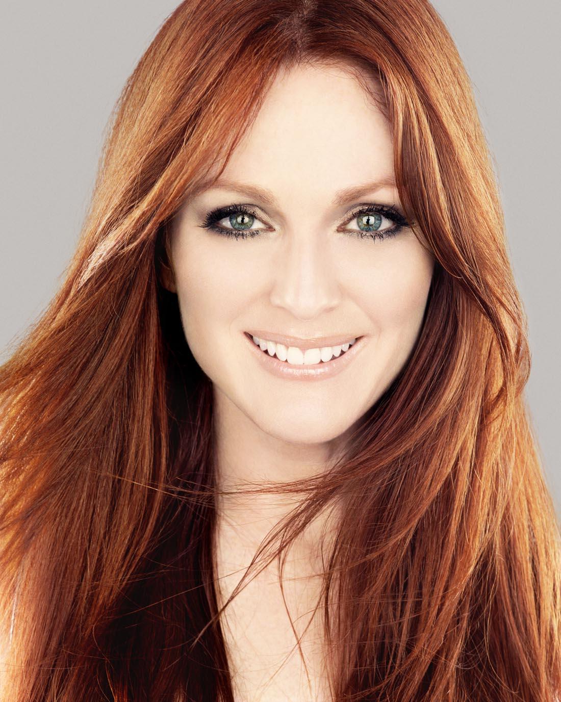 Рыжие волосы и серо-зеленые глазки – необыкновенно красивое сочетание