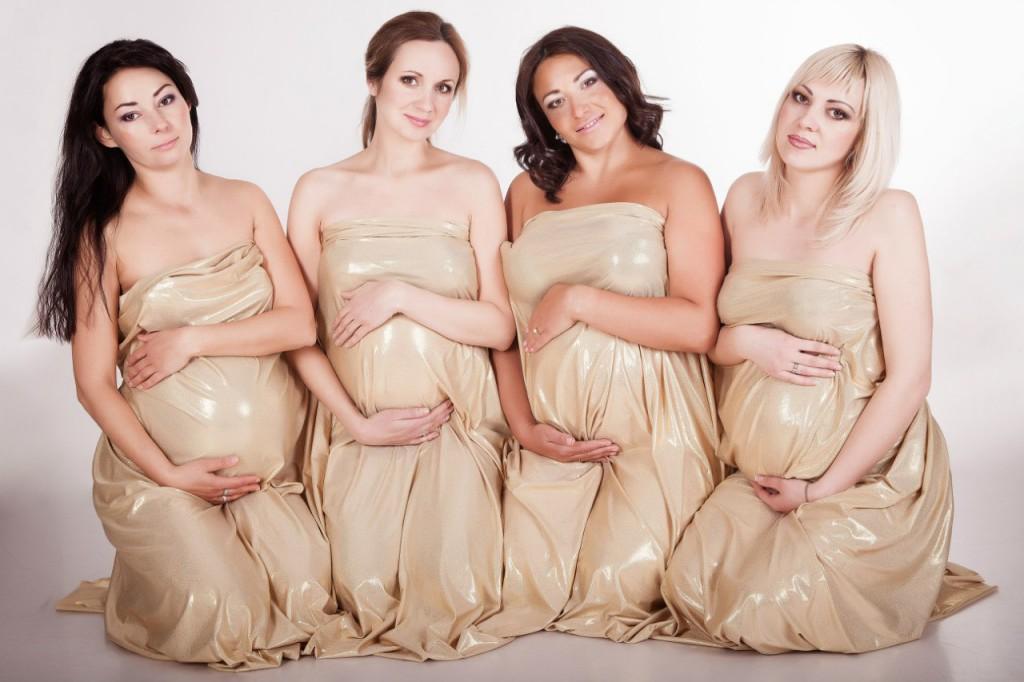 Макияж во время беременности