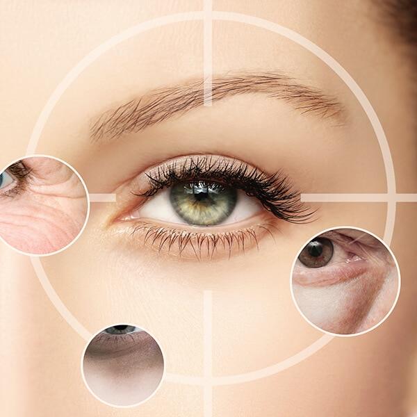 Как убрать мешки под глазами хирургическим путем: фото до и после