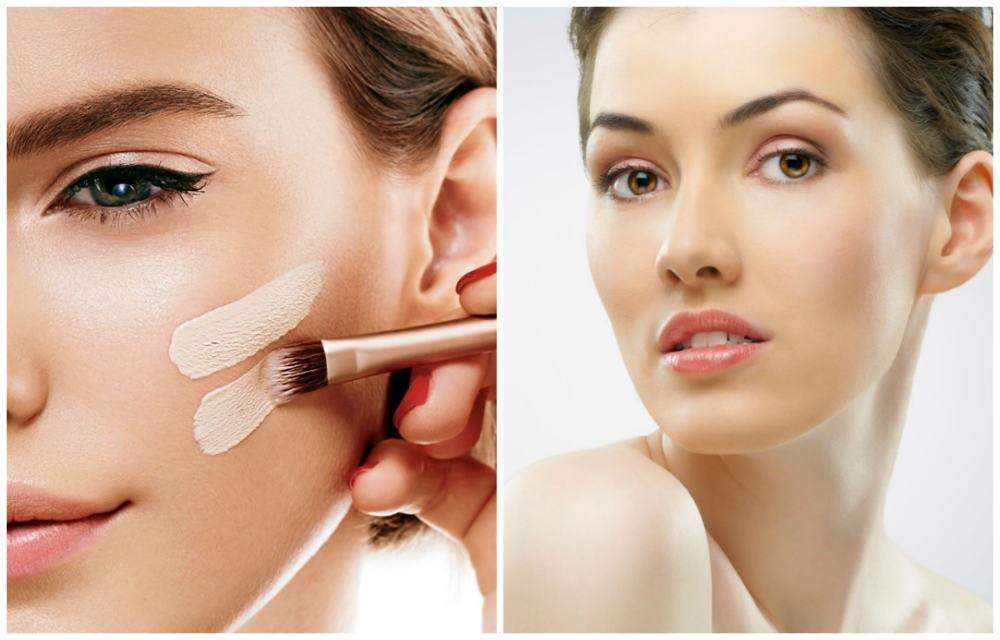 Тональный крем для сухой кожи с сияющим эффектом