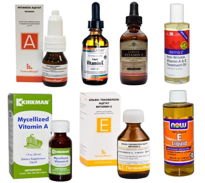 Витамины для ресниц и бровей как правильно использовать аптечные препараты
