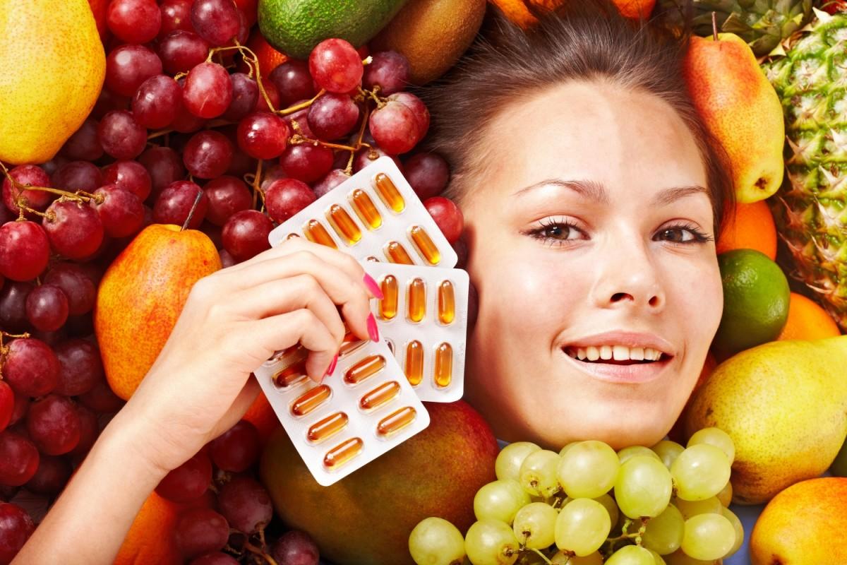 Витамин В2 в ответе за здоровье волос и ногтей