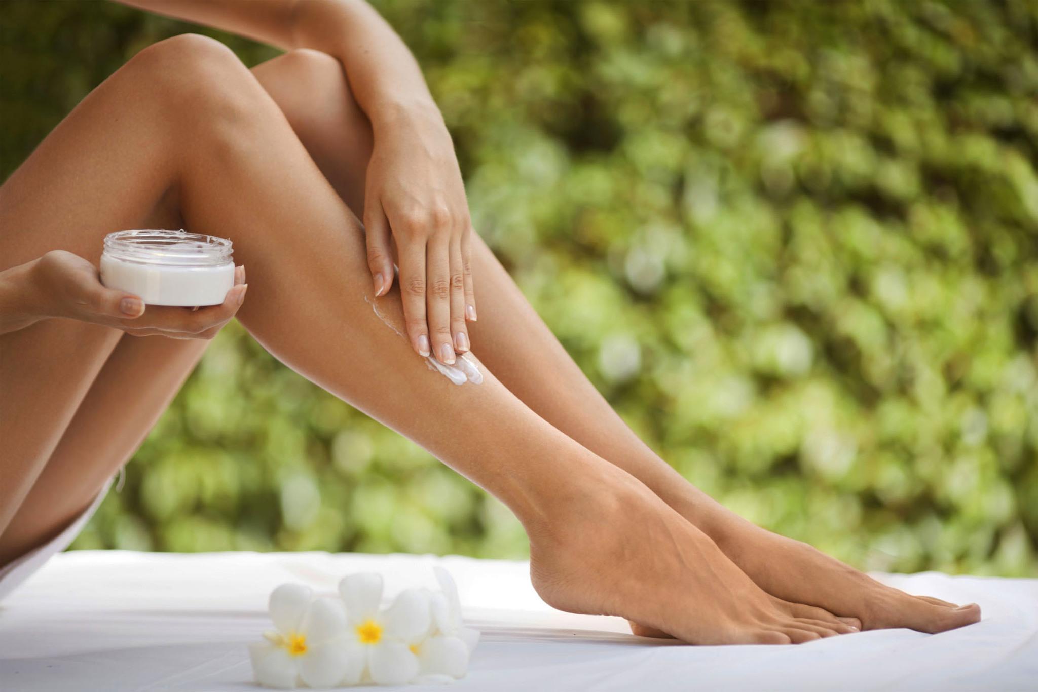 Обязательное увлажнение кожи после процедуры