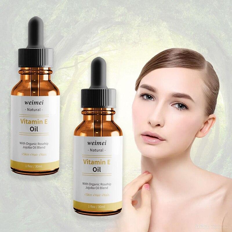 Витамин Е для глубокого увлажнения волосков