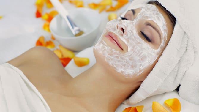 Творожно-медовая маска – народное средство от сухих пятен